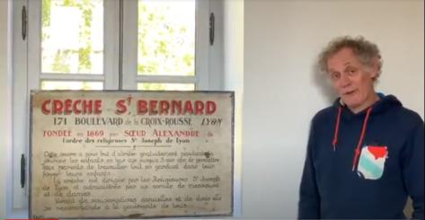 Vidéo               Crèches Saint Bernard